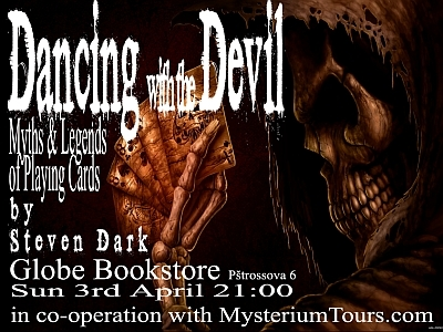 Dancing with the Devil by Steven Dark
