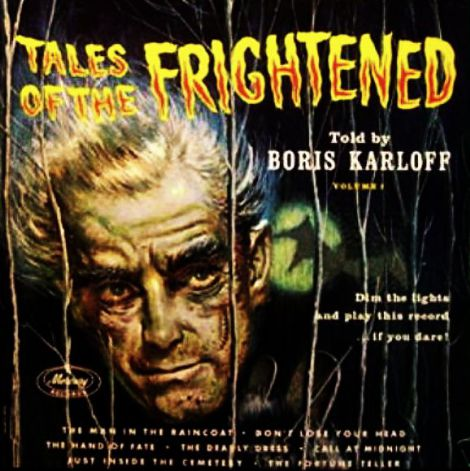 Boris Karloff - Tales of the Frightened