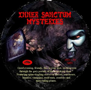 OTR Inner Sanctum Mysteries CD