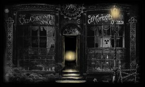 Free Horror Radio Curiosity Shoppe