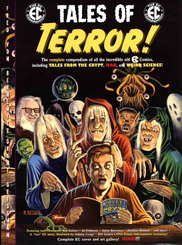 Huge Horror Comics archive for free online reading